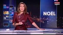 Anne Claire Coudray a 41 ans, ses looks les plus sexy sur TF1(Vidéo)