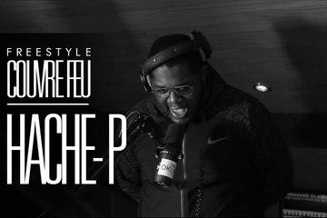 HACHE P  - Freestyle COUVRE FEU sur OKLM Radio