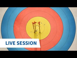 Full session – Mixed team medal matches | Dhaka 2017 Asian Archery Championships