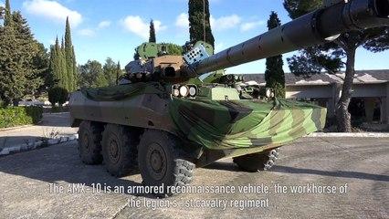 Présentation char AMX10 RC