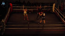 Aurélie Partida (Valence) vs Marie Alix Hadacek (Grenoble Muay Thaï) - The Shock Fight