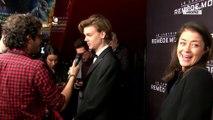 Le Labyrinthe 3 : Dylan O'Brien, Thomas Brodie-Sangster et Kaya Scodelario à l'avant-première parisienne (Exclu vidéo)