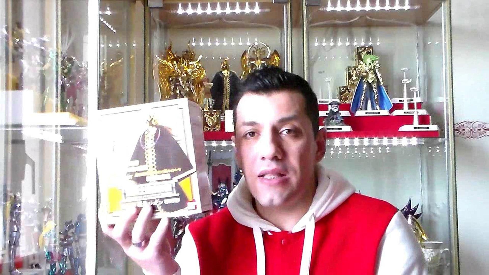 [VIDEORECENSIONE] Myth Cloth Grand Pope Sion Campaign - BANDAI -