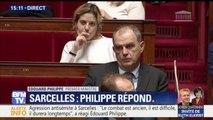 """Agression à Sarcelles: """"Il existe une nouvelle forme d'antisémitisme violente"""", dit Philippe"""