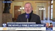"""Le député François Pupponi demande """"des statistiques nationales (...) sur le nombre d'actes antisémites"""""""