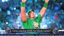 John Cena leaving WWE? TNA star slams WWE & NXT! - How much The Rock earned in 2014? WTTV News