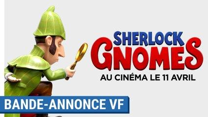 SHERLOCK GNOMES - Bande-annonce Finale (VF) [au cinéma le 11 avril 2018]