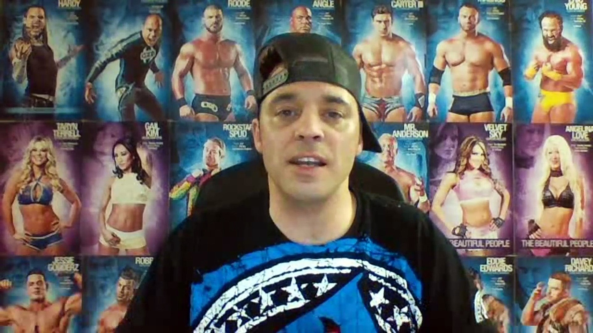 TNA IMPACT WRESTLING CANCELLED! (IT'S NOT TRUE) OFFICIAL 1WRESTLING NEWS MAY 22 2015