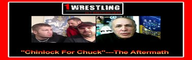 TWO-TIME CANCER SURVIVOR WRESTLER TELLS ALL & GIVES THANKS @THE APTER CHAT