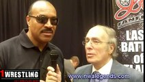 @NWA LEGENDS FANFEST APTER CATCHES UP WITH RANGER ROSS.wmv