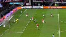 Wouter Marinus Goal HD - AZ Alkmaar1-1Zwolle 31.01.2018