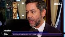 Nominations des César 2018 avec Manu Payet - Reportage cinéma