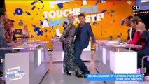 La danse sensuelle de Katrina Patchett et Brian Joubert