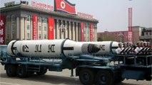 North Korea Prepares Parade Of Missiles