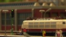 N Scale Model Railroad and N Gauge Model Railway with Digital Model Trains