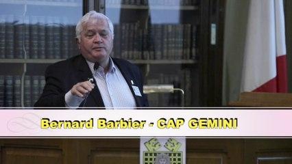 Chiffrement et confiance - M. Bernard BARBIER (CAPGEMINI)