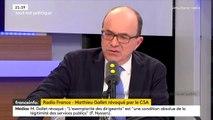 """André Gattolin (LREM) : Après la révocation de Mathieu Gallet, """"il y aura très vite une procédure entamé par le CSA pour nommer quelqu'un"""""""