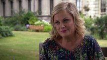 "Parks and Recreation Season 6: Amy Poehler ""Leslie Knope"" On Set Interview"
