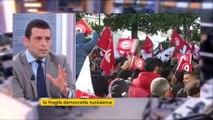 """Béligh Nabli : """" La Tunisie n'a pas connu d'état de grâce après la révolution"""""""