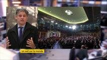 75% des Américains séduits par le discours de Donald Trump devant le congrès