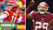 Who Won the Alex Smith/Kendall Fuller Trade? -The Huddle