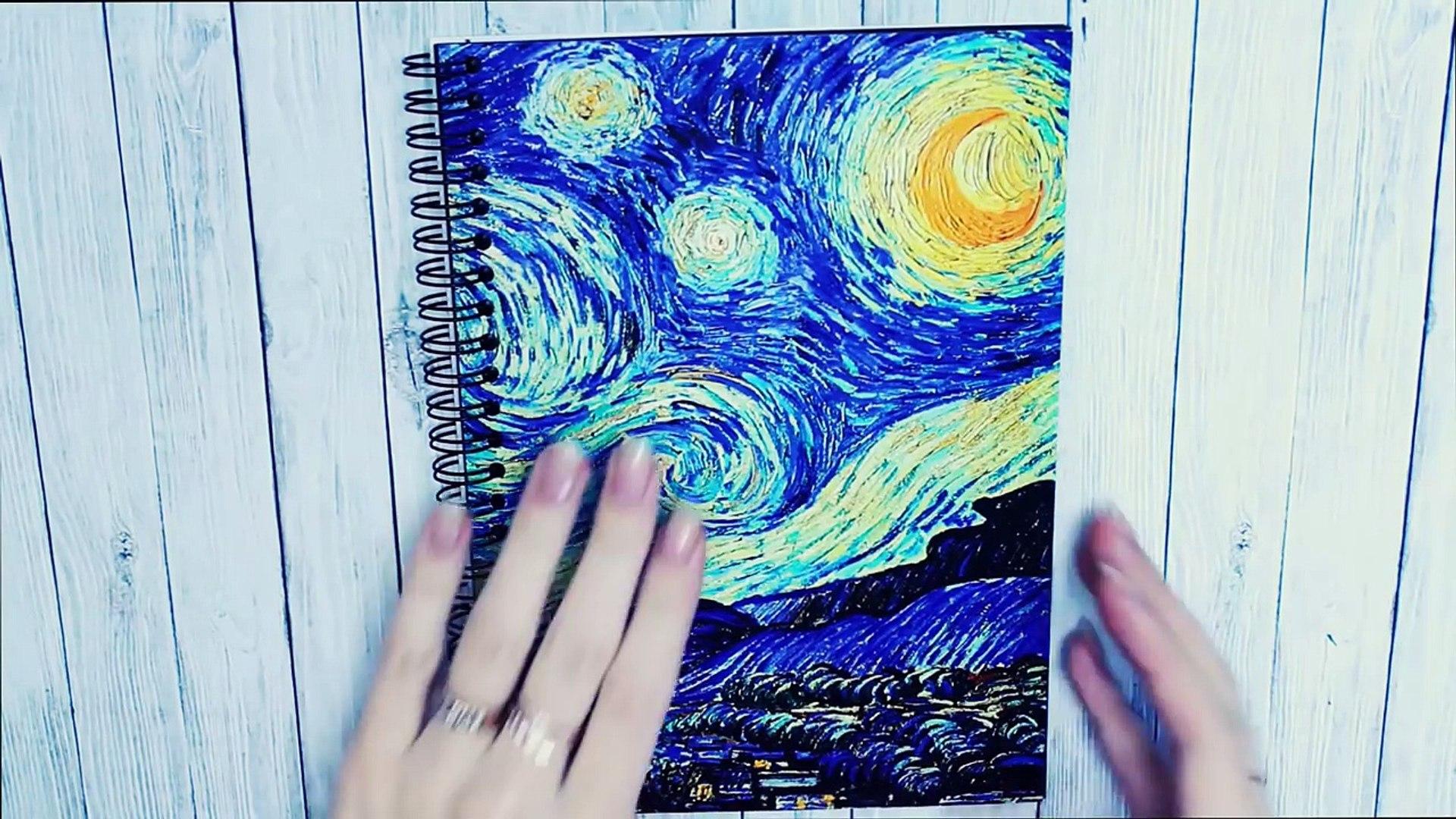 Идеи для личного дневника Оформление страничек Чёрный блокнот DRAW WITH ME Кристина Санько