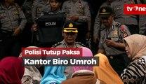 Polisi Tutup Paksa Biro Umroh PT SBL