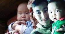 Sarhoş Baba Ağlayan Bebeğini Merdivenden Aşağı Fırlattı