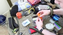 Zombie Apocalypse Survival Kit 2.0 -- Bug Out Bag for the Doomsday Prepper   The Walking Dead