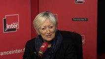 """Catherine Morin-Desailly souhaite """"la création d'une holding et un seul président pour tout l'audiovisuel public"""""""