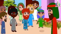 Prophet Muhammad (s) Ep 01 | Prophet story (Islamic cartoon No Music)