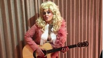 Trending: Dolly Parton 'honoured' by Adele's costume tribute, Chrissy Teigen reveals she's only five months pregnant, and Calvin Harris admits he grew a beard to be taken seriously