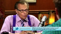 Ders Might Be The Smartest. He Types The Best | Workaholics cast | Larry King Now - Ora TV
