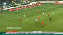 [HD] 31.01.2018 - 2017-2018 Turkish Cup Quarter Final 1st Leg Teleset Mobilya Akhisarspor 1-0 Kayserispor + Post-Match Comments