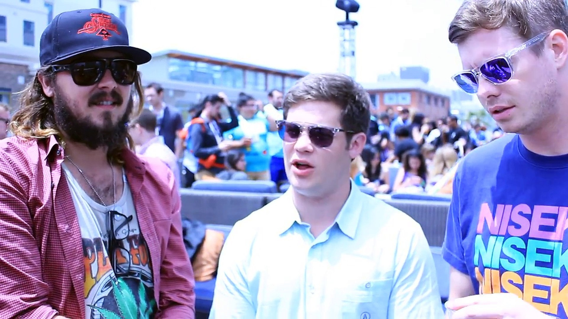 Workaholics Talk SPOILERS and MORE at Comic-Con SDCC 2013