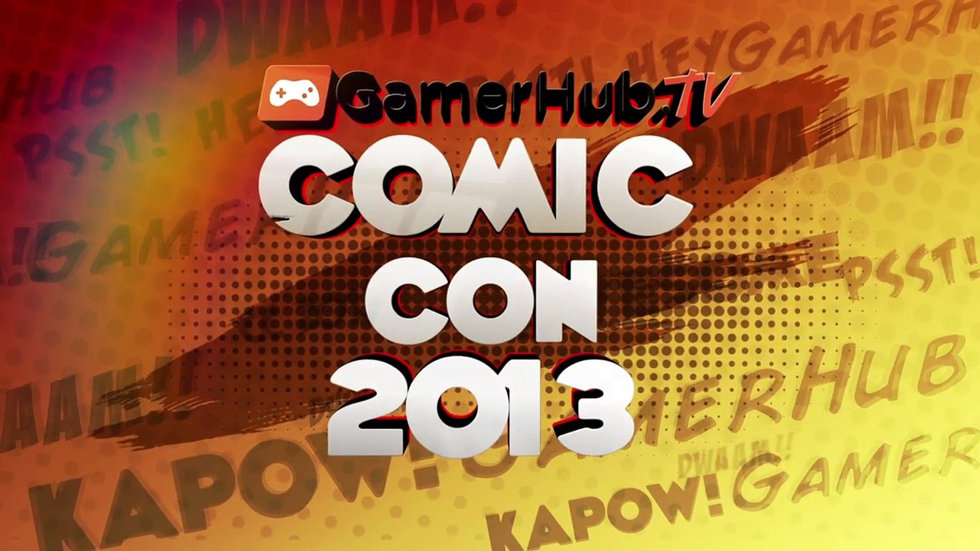Workaholics Blake Anderson Finds The Funny At Comic Con - Gamerhubtv