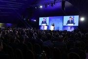 Discours du Président de la République Emmanuel Macron, à l'occasion de la clôture du forum économique franco-tunisien.