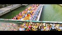 PARIS - FRANCE City Tour [Summer] - Paris en été - YouTube