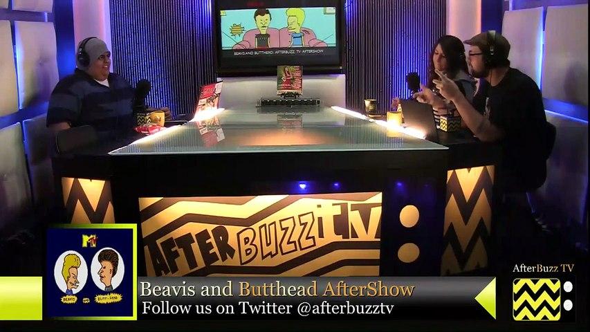 """Beavis and Butt-head  After Show  Season 1 Episode 6 """"The Rat; Spill""""   AfterBuzz TV"""