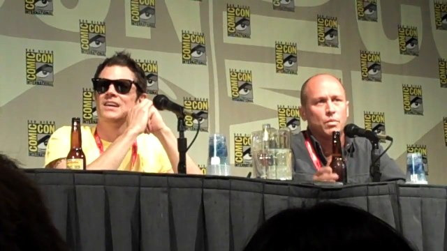 Mike Judge talks about Beavis and Butt-Head at Comic Con