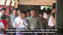 Myanmar court denies bail to Reuters journalists