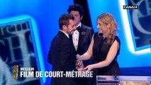 Confidences de Xavier Legrand et Léa Drucker pour le film Jusqu'à la garde - Interview cinéma