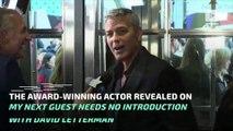George Clooney Discusses How He Met Wife Amal