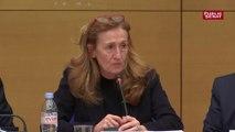 """Nicole Belloubet auditionnée devant le Sénat: """"500 détenus radicalisés et 1100 en voie de radicalisation"""