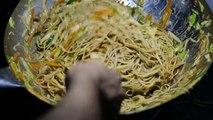 ★ Chicken Noodles | Chicken Chow Mein Recipe | Chinese Noodles | Chicken Recipes