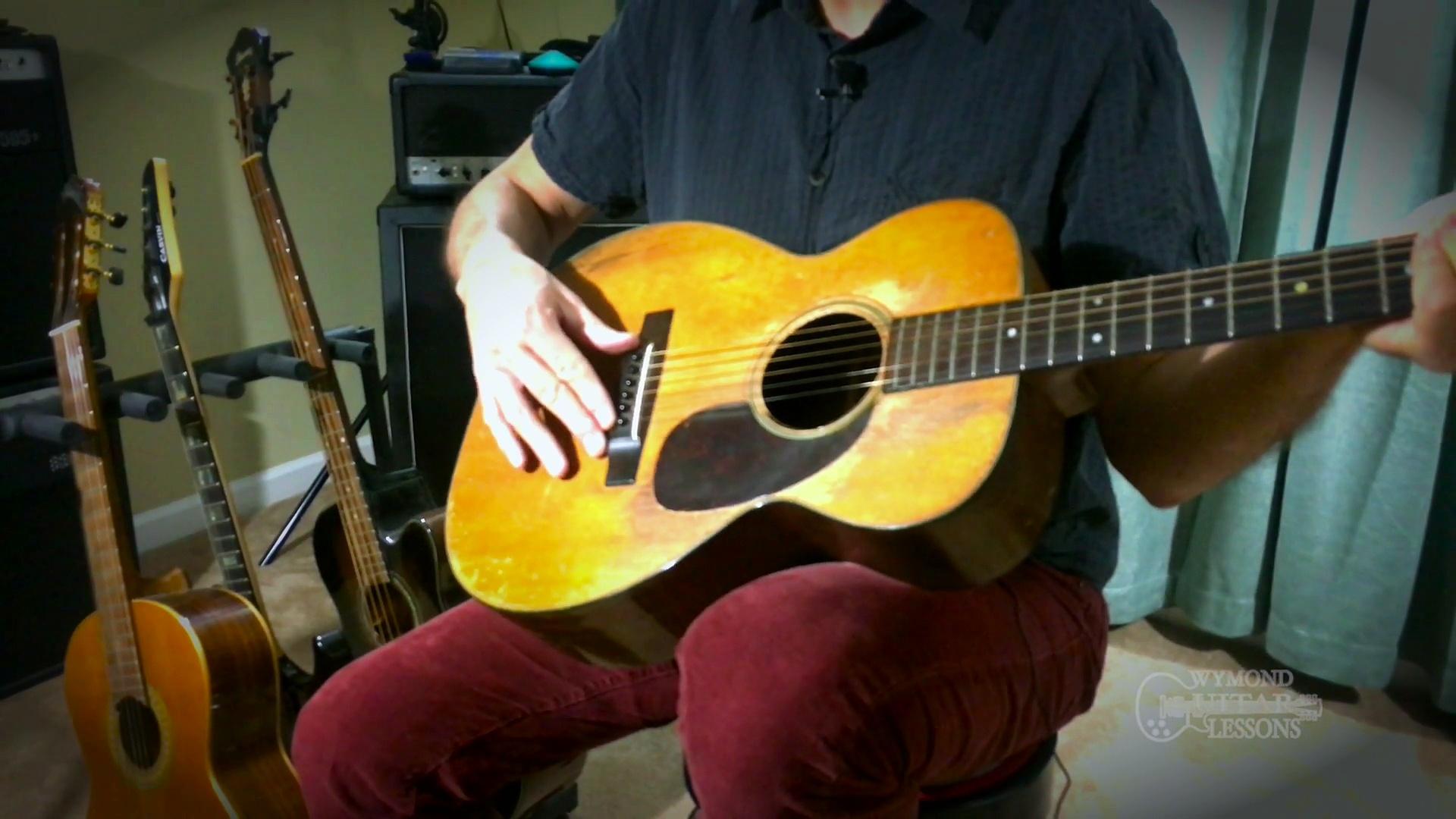 WGL 001 Guitar Fundamentals: The Parts of a Guitar