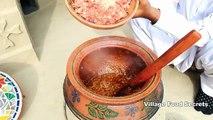 Matar Keema Recipe _ Keema Matar _ Minced Meat and Peas Recipe _ Village Food Secrets