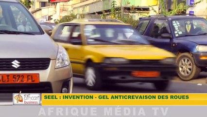 african business seel une solution anti crevaison pour réduire les accidents