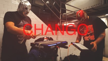 Chango: Mexican EDM Duo Underground NYC Streets