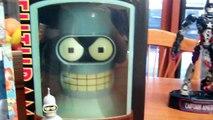 toynami Futurama Bender figure